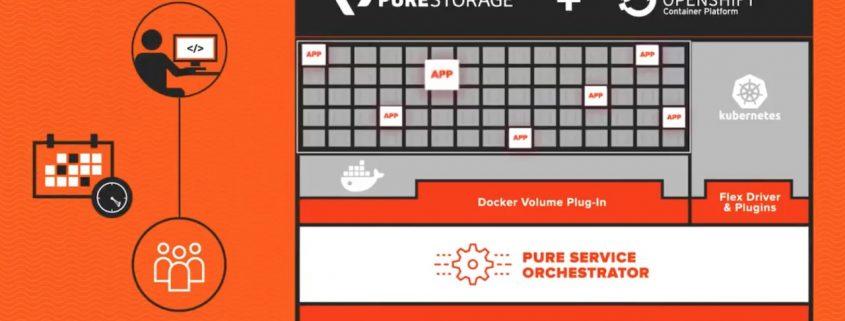 NVMe par défaut sur les baies Pure Storage FlashArray//X90