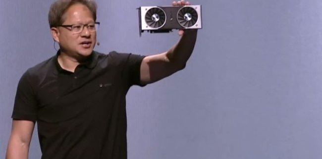 Acer, HP et Alienware vont livrer des PC intégrant les cartes GeForce RTX