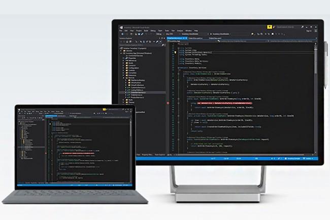 Microsoft met WPF, WinForms et WinUI XAML en open source